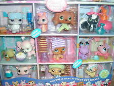 Littlest Pet Shop 2006 COLLECTORS TIN Target Exclusive #248 - #262 VHTF