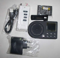 bird caller Hunting Bird sound mp3 speaker player WITH remote controller