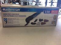 Mastercraft Corded Multi-Crafter Kit BRAND NEW! Mississauga / Peel Region Toronto (GTA) Preview