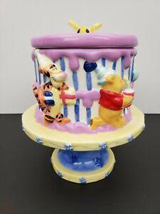 Winnie-The-Pooh-Cookie-Jar-Happy-Birthday-FTD-Inc-Disney