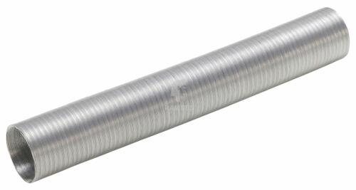 Ramses Aluminium Flexschlauch Länge min//max 34cm bis 1m Durchmesser 38-60 mm
