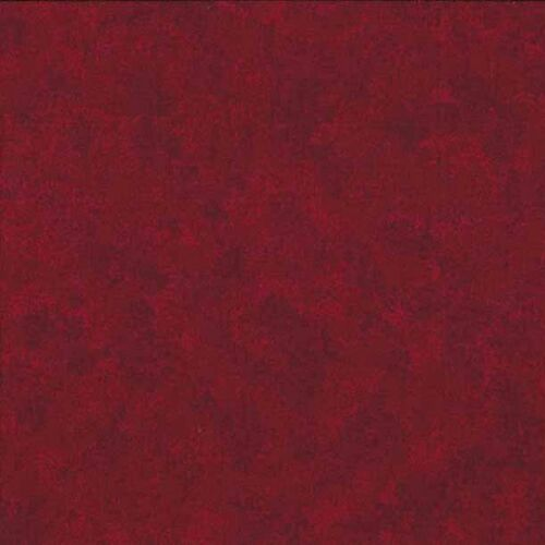 Spraytime Multiple Sizes Cranberry 2800-R56-100/% Cotton Makower Fabric
