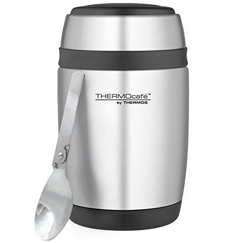 Food Flask Stainless Steel Vacuum Insulated With Spoon 500ml UK Fast  Deliver  a1ed67d984e