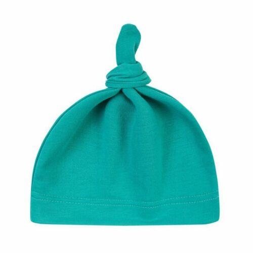 Toddler Infant Beanie Cap Newborn Boys Girls Knot Head Cotton Hat Kids Headwrap