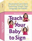 Teach Your Baby to Sign Deck by Monica Beyer, Quayside (Paperback / softback, 2014)