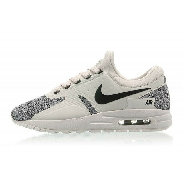 Details about Nike Air Max Zero SE BlackBlack Light Bone Men's Size 8 14 918232 004