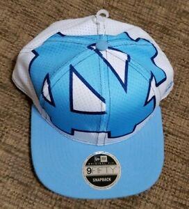 najlepsza wartość klasyczne dopasowanie wylot online Details about NEW UNC North Carolina Tar Heels New Era NCAA 9FIFTY Snapback  Cap Hat 11464694