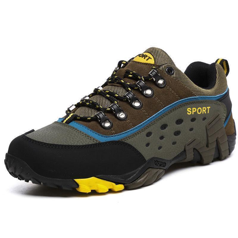 Men's Outdoor Hiking shoes Trail Trekking Running Mountain Climbing Sneakers Sz