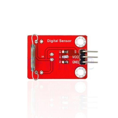 keyes Reed  SwitchSensor Modul Tafel Mit Löten Pad-Loch 3.3V-5V Für Arduino GE
