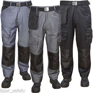 Kind-Hearted Himalayan Trade-pro Hombre Resistente Pantalones De Trabajo Rodillera Militares Removing Obstruction Clothing, Shoes & Accessories