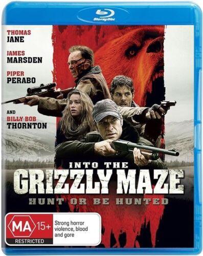 1 of 1 - Into The Grizzly Maze  * James Marsden * (Blu-ray, 2015) BRAND NEW REGION B