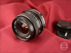 Minolta MD Miranda MC Macro 24mm f2.8 Ultra Wide Angle Lens - VGC - 1283