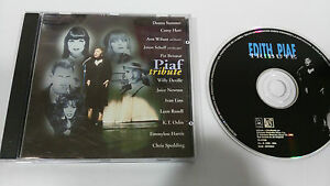 EDITH-PIAF-TRIBUTE-CD-SPANISH-EDITION-HORUS-1994-DONNA-SUMMER-WILLY-DEVILLE