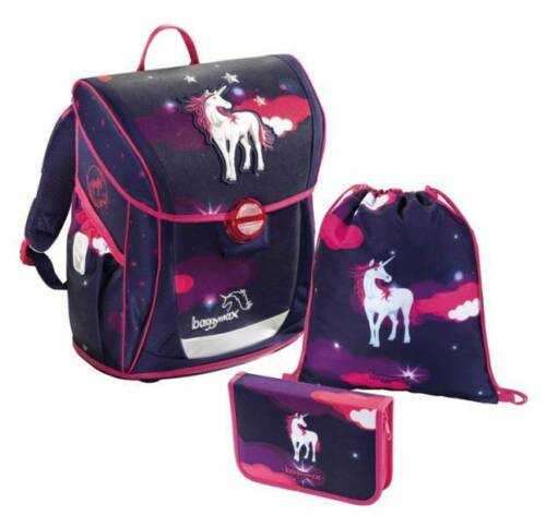 Schulranzenset Fabby Unicorn Dream Baggymax Schulranzen Set Ranzenset 3 Teile