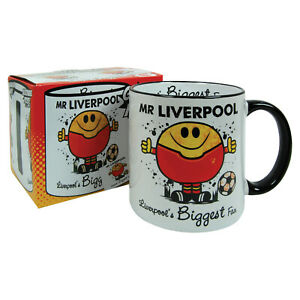 Mr LIVERPOOL GIANT MUG. Gift Boxed. Present idea for REDS fan football