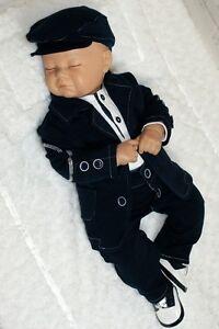 (Nr.0AX4) Kinderanzug Taufanzug Festanzug Babyanzug Anzug Taufgewand Neu