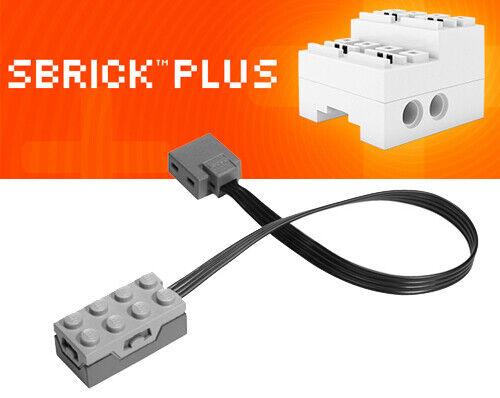 Sbrick Plus + Sensor de inclinación para motores de Lego & sensores (ladrillo, WEDO, azultooth, tren)