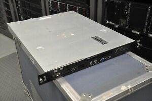 Dell R200 Intel X3330 2.66Ghz Quad Core Xeon 8GB RAM PERC 6i/R 2x 500GB SATA HD