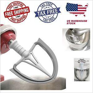 Details about Kitchen Aid Mixer Attachments- 5 Quart Bowl Flex Edge Beater  for Kitchen Aid