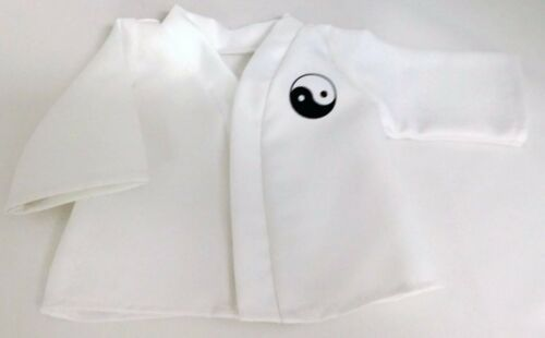 """Karate Set with Black Belt made for 18/"""" American Girl Doll Clothes"""