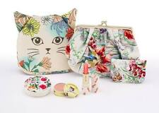 Paul & Joe Cat Makeup Collection Summer 2016 Tote, Bag, Powder, Lipstick, Blush