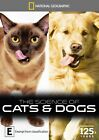 National Geographic - The Science Of Cats And Dogs (DVD, 2013)