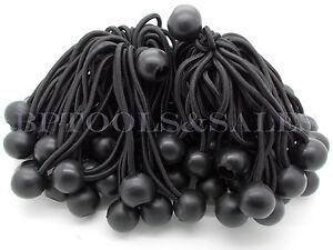 Image is loading 100-6-034-Black-Ball-Bungees-Cord-Tarp-  sc 1 st  eBay & 100) 6