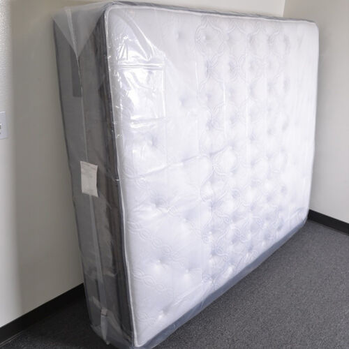 Mattress Bag Protector Moving Heavy Duty Thick Plastic Cover Reusable Storage