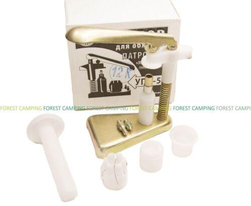 Nachladen Presse 16 GAUG Presse Reloader Kit für Schrotrollen Crimpzange 16 GA