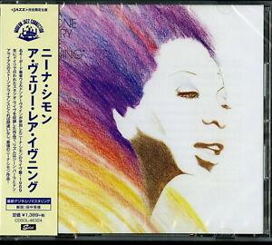 NINA-SIMONE-A-VERY-RARE-EVENING-JAPAN-CD-Ltd-Ed-C65
