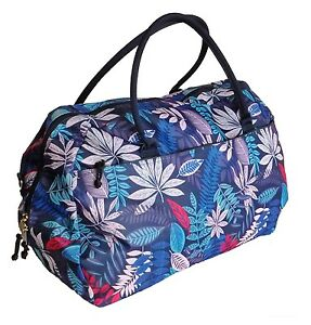 2f0892f192 Image is loading Ladies-Weekend-Overnight-Bag-Womens-Large-Maternity-Travel-