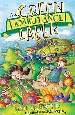 Green Ambulance Caper by Alan Horsfield (Paperback, 2014)