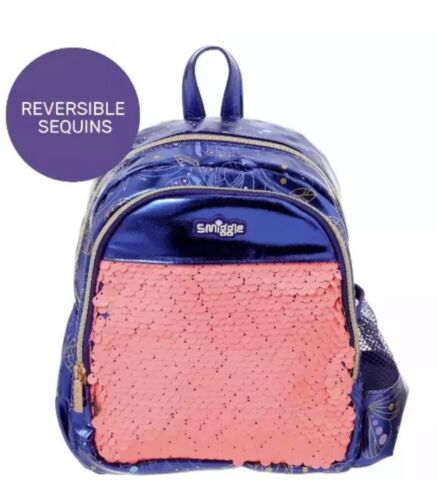 Smiggle Teeny Tiny Shimmer Magic Kids Girls Backpack Bags!! New!
