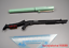 1//6 Scale Weapon Accessories Masked Mercenaries 2.0 Metal Shotgun Model Gun