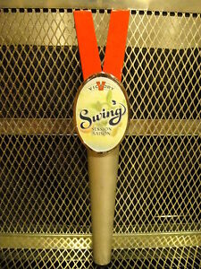 Victory Brewing Co Downingtown Pa Swing Session Saison Beer Tap