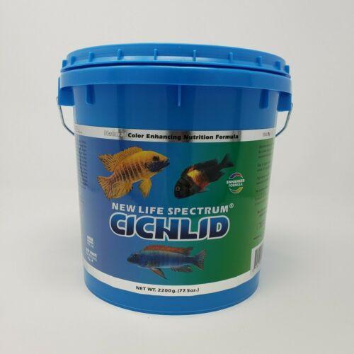 New Life Spectrum Naturox Cichlid Formula 300g 150g 2200g