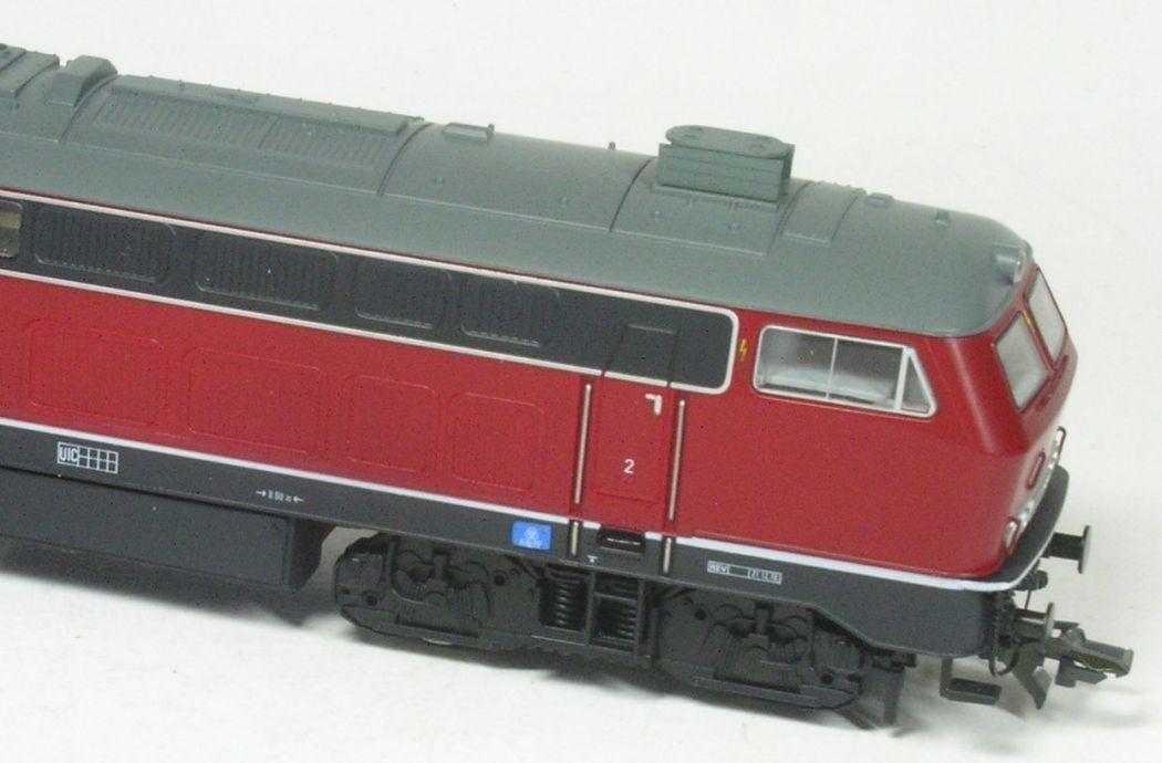 H0 Diesellok BR 210 006-3 DB Mehano T293 2690 AC Dig. OVP