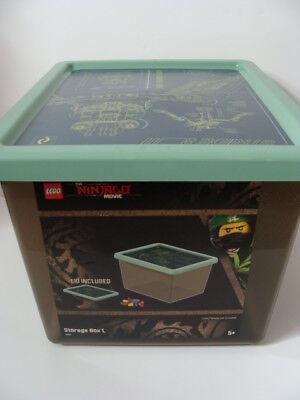 New Lego The Ninjago Movie Storage Box Large Tub Lid