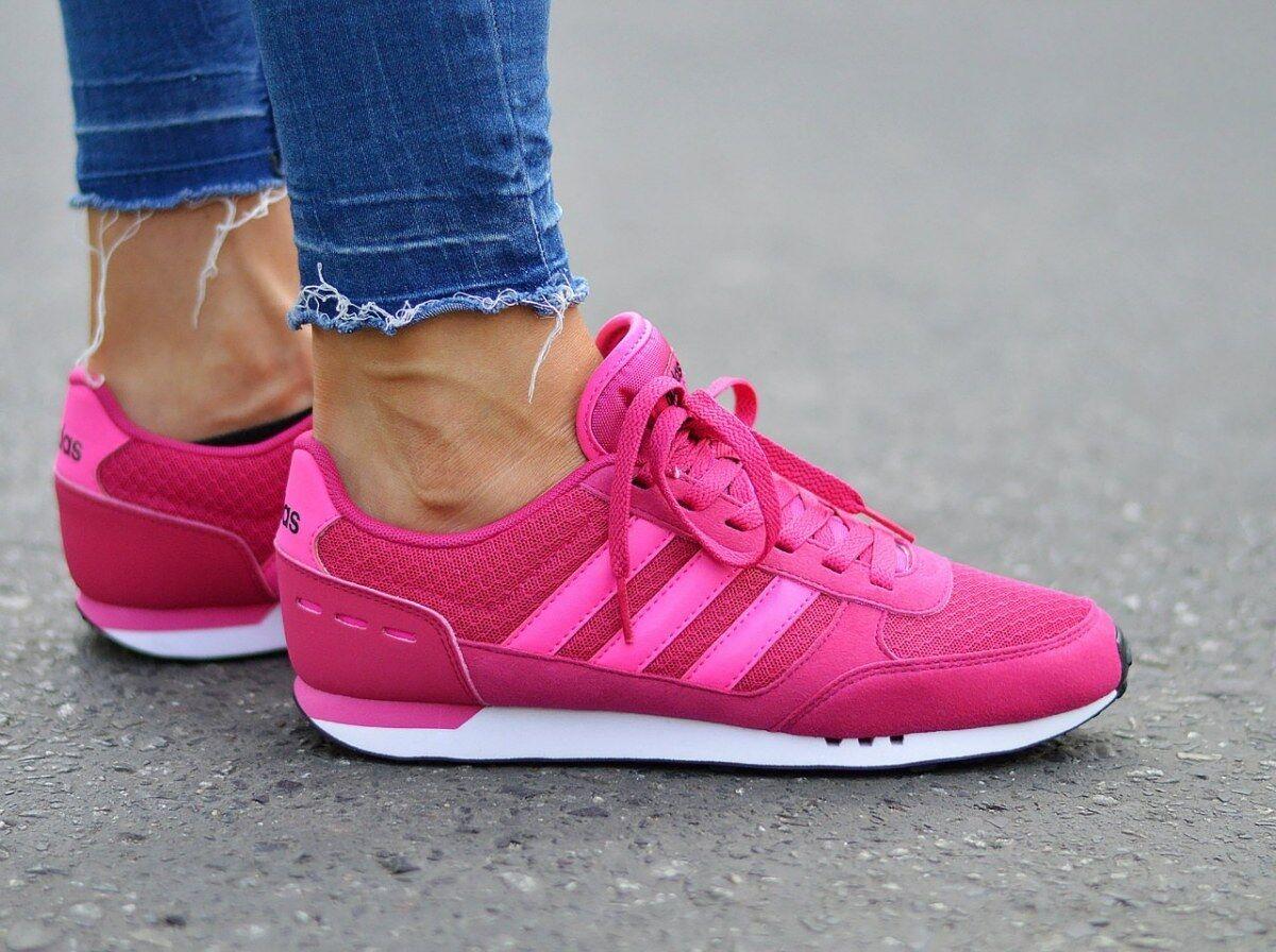 Adidas City Racer W b74491 señora calzado deportivo cortos