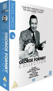 Nuovo George Formby Collection (7 Fims ) DVD (OPTD0895)