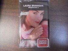 "NEW SEALED ""Laura Branigan"" Branigan 2  Cassette Tape   (G)"