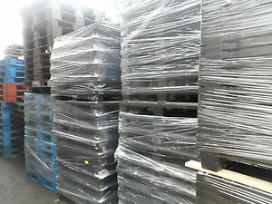 Image Is Loading PLASTIC PALLETS USED MANY SIZES AVAILABLE CONTACT US