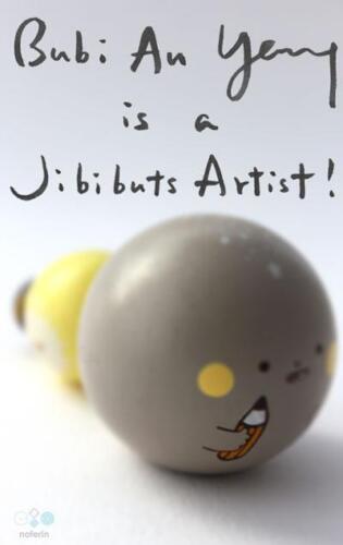 Jibibuts Artist Series BUBI AU YEUNG Handmade 100/% Wood Wooden Figure Noferin