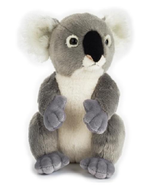 Koala Plush Toy Soft Plush National Geographic BNWT 23cm Zoo Koala Bear Plush