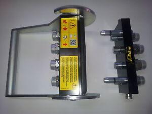 Hydraulik schnellkupplung frontlader