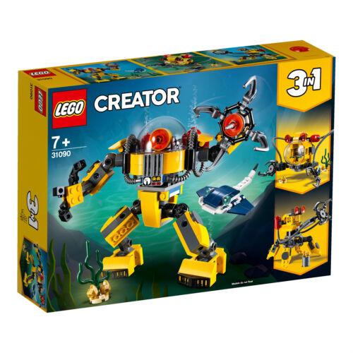 Lego Creator Unterwasser-Roboter 3in1 ab 7 Jahre Nr 31090