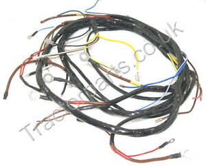 international 434 wiring loom mccormick 276 tractor wiring harness rh ebay co uk tractor wiring harness for winch ford tractor wiring harness