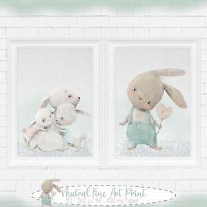 Kinderzimmer-Tier-Poster-Bilder-Babyzimmer-Deko-Kinderbilder-Neutral-A4-A3-57