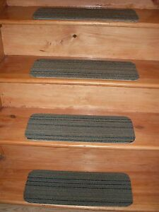 Image Is Loading 13 Step Indoor Stair Treads Staircase Step Rug