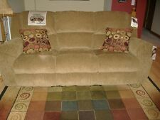 Triple Recliner Sofa